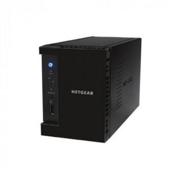 Netgear ReadyNAS RN212 2 x Total Bays NAS Server - Desktop