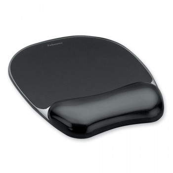 Fellowes Crystal 9112101 Mouse Pad
