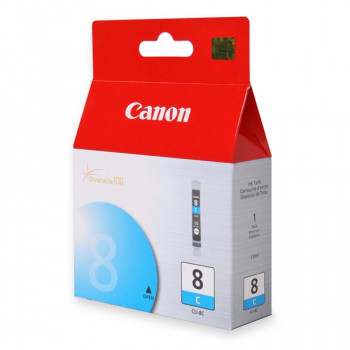 Canon CLI-8C Ink Cartridge - Cyan