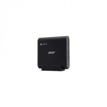 Acer Chromebox CXI3 Desktop PC Core i3 (8130U) 2.2GHz 8GB 64GB SSD WLAN BT Chrome OS (UHD Graphics 620)
