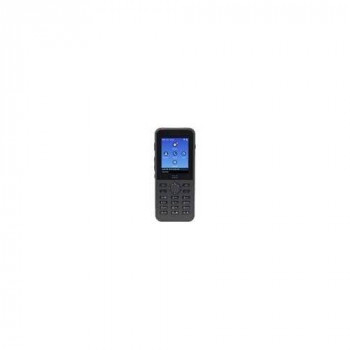 CISCO - IP TELEPHONY UNIFIED WIRELESS IP PHONE 8821 WORLD MODE BUNDLE UK POWERSUPPLY IN