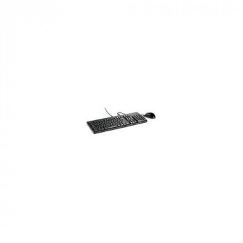 HP USB BFR with PVC Free UK Keyboard/Mouse Kit