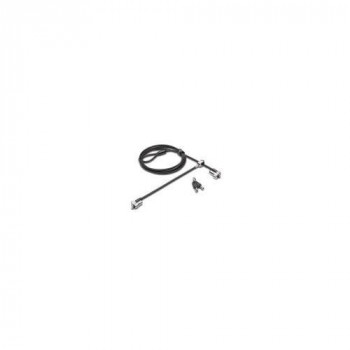 Kensington K67995WW N17 Keyed Dual Head Laptop Lock for Dell Devices44; Pack of 25