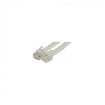 Connect 7 m RJ12/6 Conductors Telephone Cord