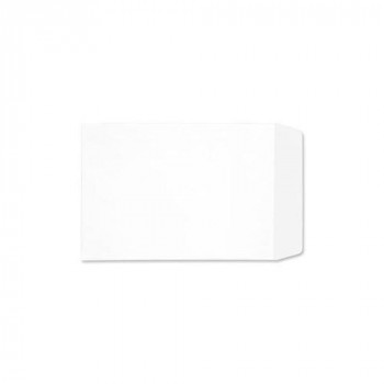Plus Fabric C4 120gsm Peel and Seal Envelope - White (Pack of 25)