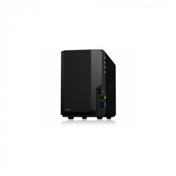 Synology DS218/12TB-REDPRO 2 Bay NAS