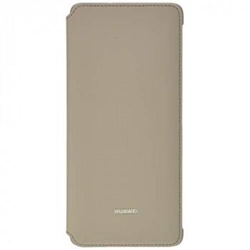 P30 Pro Wallet Cover Khaki