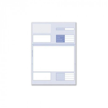 Sage 1 Part Compatible Invoice (Pack of 500)
