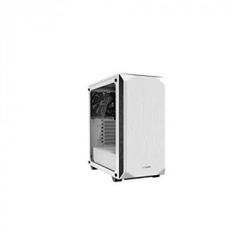 Be Quiet! Pure Base 500 White Tempered Glass Mid Tower PC Gaming Case