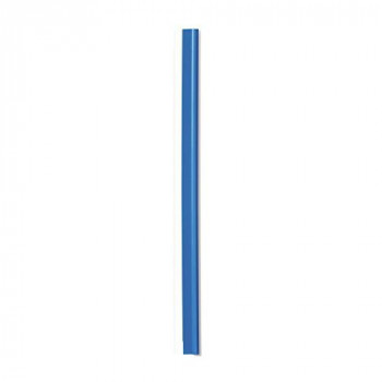 Durable A4 Spine Bar, 6 mm - Blue, Pack of 100