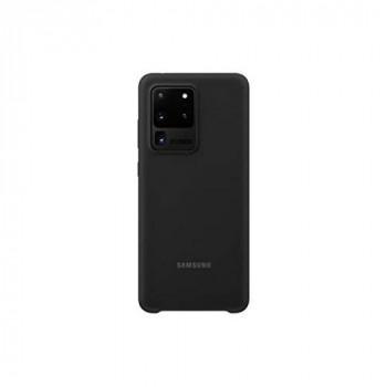 Samsung Original Galaxy S20 Ultra 5G Silicone Cover/Mobile Phone Case - Black