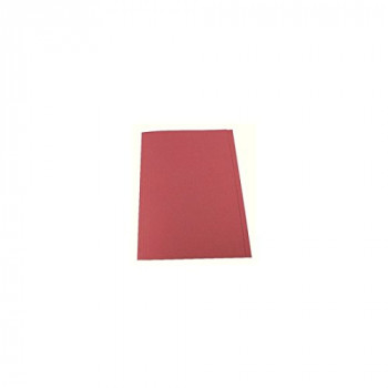 Guildhall Square Cut Folder Foolscap 315gsm Pink FS315 [x100]