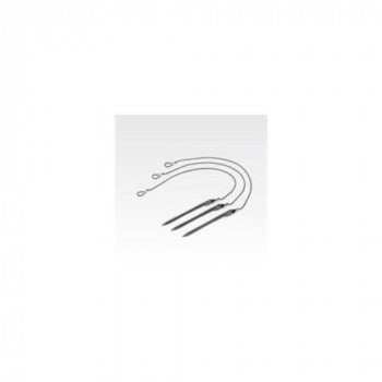 Zebra SMB Stylus Tethered Grey - stylus pens