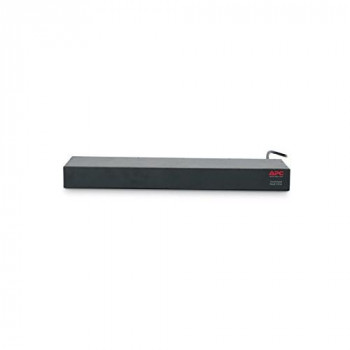 APC Rack PDU - AP7921B - Power Distribution (Switched, 1U, 208/230V, 8 Outlets C13, IEC C20)