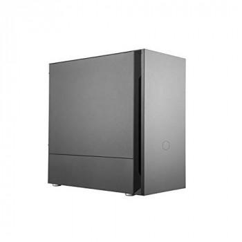 Cooler Master Silencio S400 Black Tower Case (M-ITX/M-ATX)