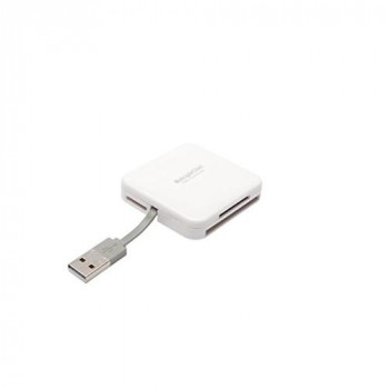 PNY Memory Card Reader All in One USB 2.0 white