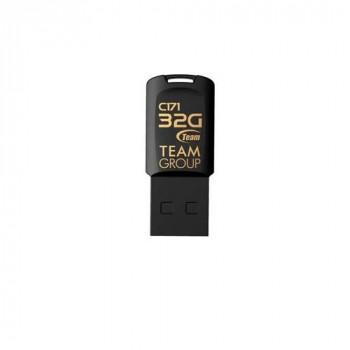 Team C171 32GB USB 2.0 Black USB Flash Drive
