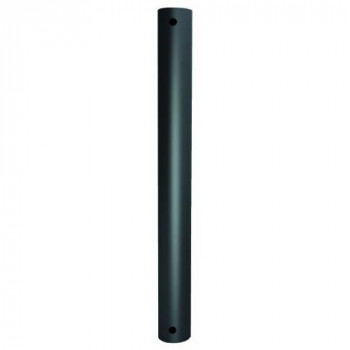B-Tech BT7850-100 SYSTEM 2 50mm Diameter 100cm Long Pole - Black