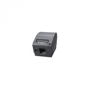 Star Micronics 39442310 - TSP743D II -24, Serial, Black - With Cutter - Excl. Power Supply - Warranty 1Y