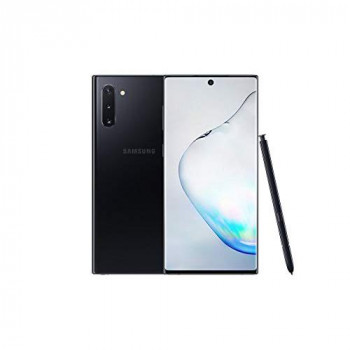 Samsung Galaxy Note10 Dual-SIM 256 GB 6.3-Inch Android Smartphone - Aura Black (UK Version)