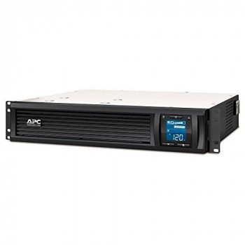 APC Smart-UPS SMC SmartConnect - SMC1500I-2UC - Uninterruptible Power Supply 1500VA (Rackmount 2U, Cloud enabled, 4 Outlets IEC-C13)