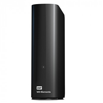 WD 14TB Elements Desktop External Hard Drive - USB 3.0
