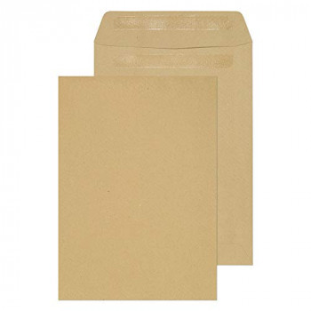 Blake Purely Everyday C5 229 x 162 mm 115 gsm Pocket Self Seal Envelopes (14899) Manilla - Pack of 500