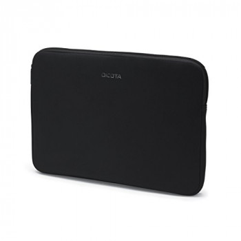 "Dicota PerfectSkin Laptop Sleeve 15-15.6"" - Black"