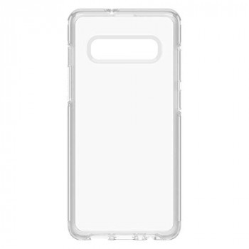 OtterBox (77-61477) Symmetry Clear Series, Clear Confidence for Samsung Galaxy S10+ - Clear