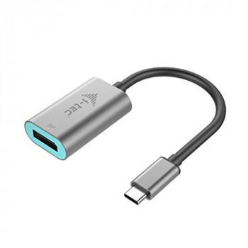 i-tec USB-C Metal Display Port Adapter 60Hz