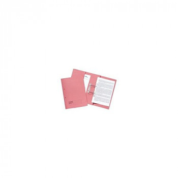 Guildhall 347-PNKZ Pocket Spiral File - Pink