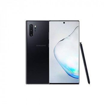 Samsung Galaxy Note10+ 4G Hybrid-SIM 256 GB 6.8-Inch Android Smartphone - Aura Black (UK Version)