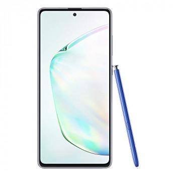 Samsung Galaxy Note10 Lite Mobile Phone; Sim Free Smartphone - Aura Glow (UK version)