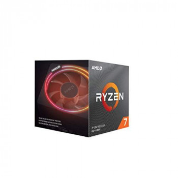 AMD Ryzen 7 3800X Processor (8C/16T, 36 MB Cache, 4.5 GHz Max Boost)
