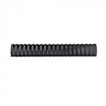 GBC CombBind Binding Combs, 32 mm, 280 Sheet Capacity, A4, 21 Ring, Black, Pack of 50, 4028184