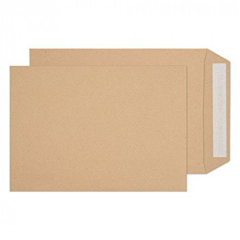 Blake Purely Everyday C5 229 x 162 mm 115 gsm Pocket Peel & Seal Envelopes (4751PS) Manilla - Pack of 500