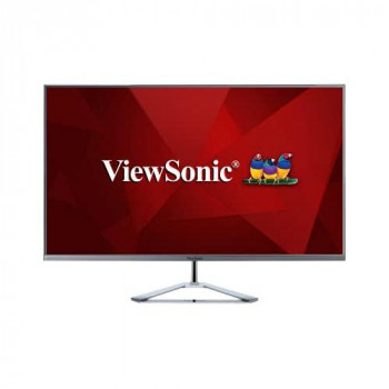 ViewSonic VX3276-MHD-3 32-inch IPS 1080p HD Monitor, with HDMI, DisplayPort, VGA, for Work and Entertainment at Home