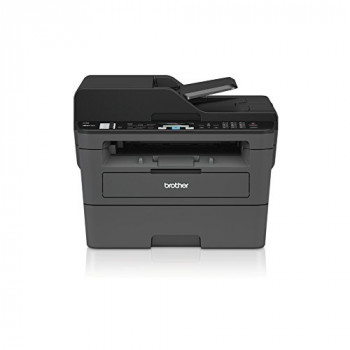 Brother MFC-L2710DN Mono Laser Printer | PC Connected & Network | Print, Copy, Scan, Fax & 2 Sided Printing | A4