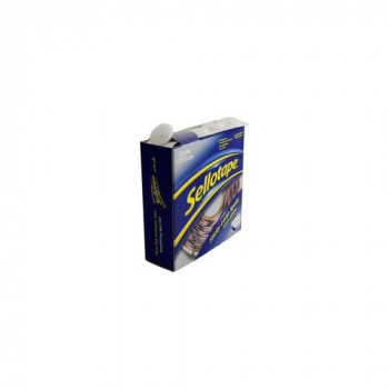Henkel 1445181 - Sellotape Sticky Loop Spots 22mm White 1445181 (125 Spots)
