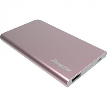 Energizer 4000mAh slim portable Power Bank charger for iPhone XS/XS Max/XR/X/8/7, Huawei Mate 20 Pro/P20 Pro, Samsung Galaxy S9/S8/S7 and many more - UE4002_RG