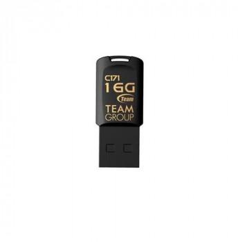 Team C171 16GB USB 2.0 Black USB Flash Drive