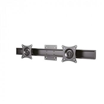 Newstar FPMA-CB200BLACK Single to Dual Monitor Mount Adapter - Black