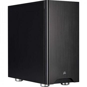 Corsair 275Q Carbide Series, Mid-Tower Quiet Gaming Case - Black