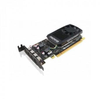 Lenovo ThinkStation NVIDIA Quadro P1000Mini DPX44GB GDDR5Graphics Card with Low Profile Bracket