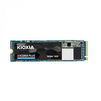 Kioxia EXCERIA PLUS 500GB NVMe M.2 SSD