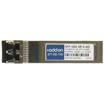 Addon - SFP+ Transceiver Module - 10 Gigabit Ethernet (SFP-10G-SR-S-AO)