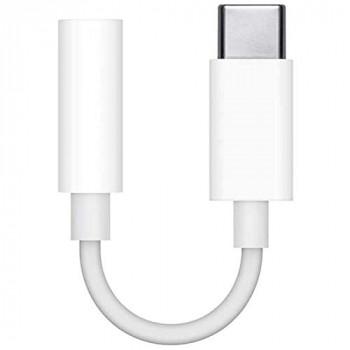 Apple UK MU7E2ZM/A USB-C to 3.5 mm Headphone Jack Adapter