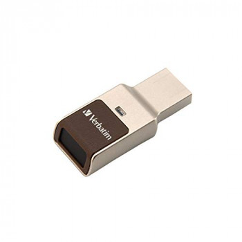 Verbatim 64GB Fingerprint Secure USB 3.0 Drive