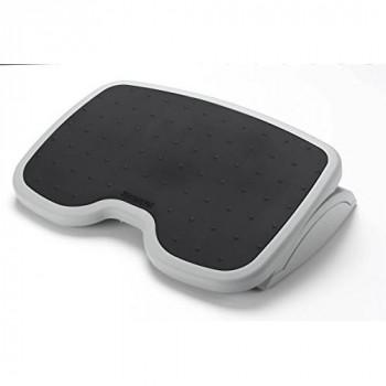 Kensington Solemate Adjustable Footrest - Black/Grey