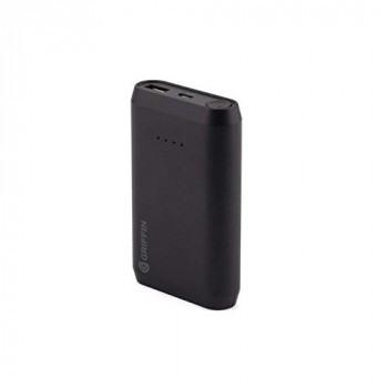 Griffin TECHNOLOGY GP-016-BLK RESERVE POWER BANK 6000MAH - BLACK - (Phones > Power Banks)